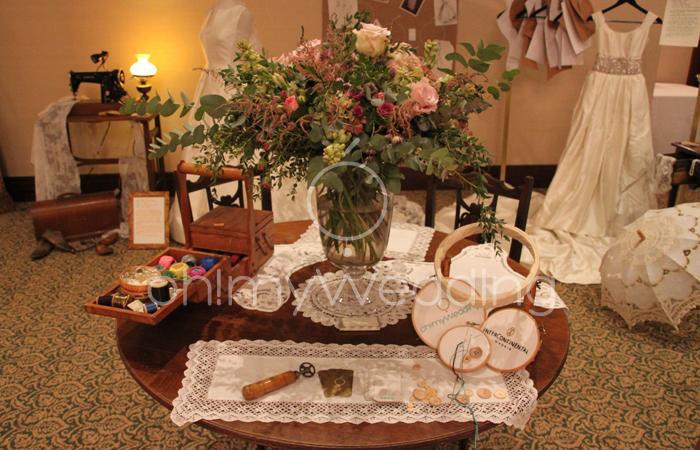 Taller costura vintage oh!myWedding   Wedding planner